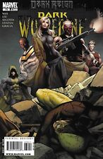 Dark Wolverine Comic Issue 79 Modern Age First Print 2009 Way Liu Segovia Gracia