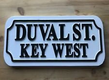 Tiki Bar Key West Duval Street 3D routed Island  Pool Bar Sign Custom