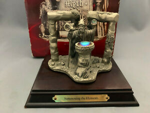 Myth and Magic Summoning The Elements Figure by The Tudor Mint.Boxed.