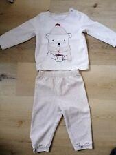 Warmer Haus-/ Schlafanzug Baby Gr. 80