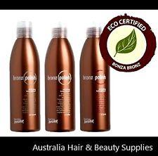 BONZA BRONZ GIFT BOX CARAMEL Body Wash exfoliant moisturizer Australia Made NEW