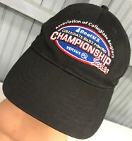 VS College Bass Fishing Championship Versus Adjustable Baseball Cap Hat Anglers