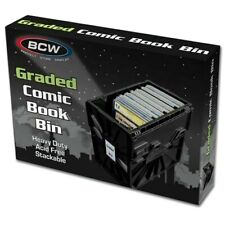 BCW Comic Book Storage Bin Graded