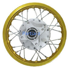 "Dirt Bike Rim - 10"" Wheel Drum Brake - Honda CFR50"