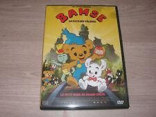 Bamse au pays des voleurs - LE PETIT OURS AU GRAND COEUR / DVD