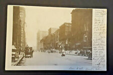 Cleveland OH To Weston NE Euclid Avenue In East Cleveland Postcard Cover