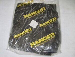 NEW Vintage *RANGER* Camouflage Netting Hunting Parka Jacket *Extra Large* USA