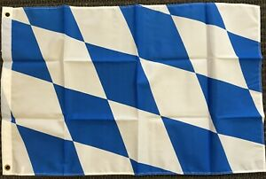 3x5 Bavaria Germany German Bavarian Flag Perfect for Octoberfest Oktoberfest New