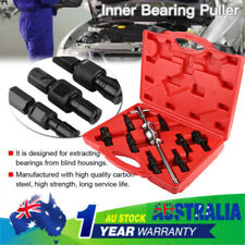 Inner Bearing Puller Remover Set Slide Hammer Internal Kit 9Pcs Blind Hole AU