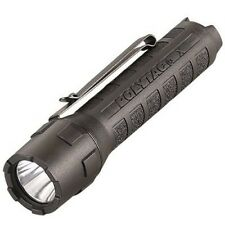 Streamlight 88600 Dual Polytac x PROFESIONAL Táctico Linterna - Negro
