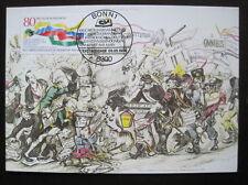 Bund,BRD Maximumkarte MiNr. 1283 Ersttag Bonn gestempelt (B 864)