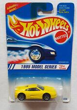 HOT WHEELS 1995 MODEL SERIES Ferrari 355 YELLOW