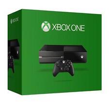 Microsoft Xbox One 500GB Black Console (COMPLETE, IN RETAIL BOX) #S632