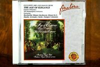 Favourite Airs And Dances From The Age Of Elegance - Ormandy, Phil...  -  CD, VG