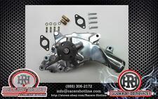 Racers Hotline Ford FE 352-428 High Flow Polished Aluminum Water Pump EDL 8835