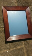 Antique Rosewood Framed Wall Mirror