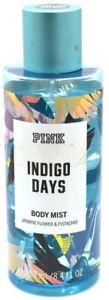 Victorias Secret Limited Edition Indigo Days Fragrance Body Mist 8.4oz Read Info