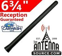 "2008-2015 Smart Fortwo 6 3//4/"" SHORT Custom Rubber Antenna Mast FITS"