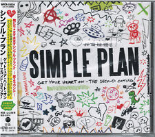 SIMPLE PLAN-GET YOUR HEART ON THE SECOND COMING!-JAPAN CD D46