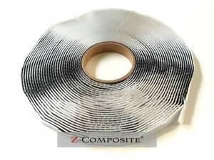 Tacky Tape / Vakuumdichtband 15lfm, Z-VTT-sw15, schwarz, Injektionsverfahren CFK
