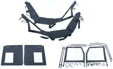 Seizmik UTV Soft Framed Door Kit For Polaris Ranger Mid Size 12-14 06005 57-7995