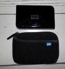 WD WESTERN DIGITAL PASSPORT HARD DRIVE HDD + CASE WD1600U017-003