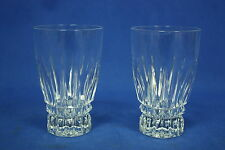 Nachtmann Astra Bierglas Wasserglas Bleikristall 11,5 cm / 2 Stück