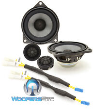 """ROCKFORD FOSGATE POWER T3-BMW3 4"""" COMPONENT SPEAKERS SELECT BMW 2010 - UP MODELS"""