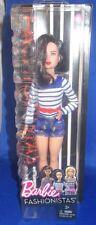 Barbie Doll 2017 Fashionistas Dyy91 Petite in Nautical 61 Mattel