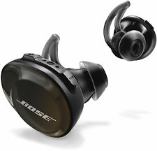 Bose SoundSport Free Wireless Headphones Triple Black Complete Wireless Earphone