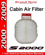Genuine OEM Honda S2000 Cabin Pollen Air Filter 2000 - 2009 HEPA 79831-S2A-003