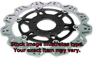VEE Style Brake Rotor - Black Center EBC VR1141BLK