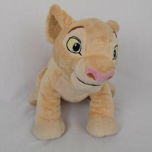 Disney Young Nala The Lion King Disney Store AUTHENTIC Plush Toy 15'' gift