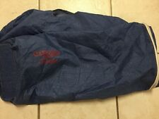 Replacement OshKosh Evenflo Carrying Storage Bag for Pack n Play Case Blue Vguc