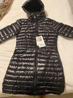 Lululemon Women Pack It Down Long Jacket *Shine Black Size 2,4 NWT U Pick