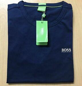Hugo Boss Men's Short Sleeve Crew Neck Custom Fit T-Shirt