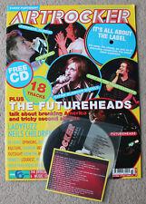 ARTROCKER #37 May/Jun 2006 +CD INDIE/Futureheads/Neils Children/Ladyfuzz