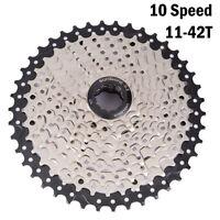 Sunshine 10 Speed Bike Cassette 11-36/11-40/11-42T MTB  Fits Shimano 10S New Hot