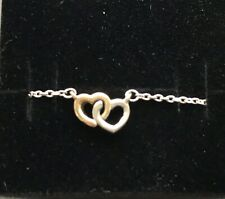 Pandora Interlocked Hearts Collier Necklace