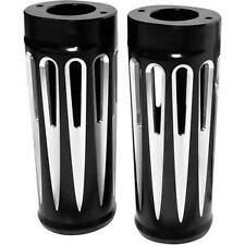 "Harley FLHTK Limited 14-15Deep Cut Ext. Fork Boot Cover +2"" Black by Arlen Ness"