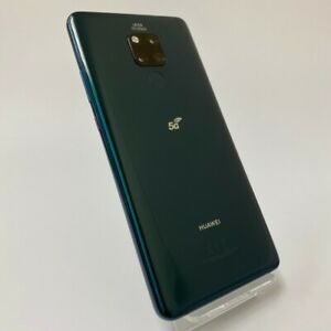 HUAWEI MATE 20 X (5G) Dual-SIM 256GB - UNLOCKED - Emerald Green - Smartphone