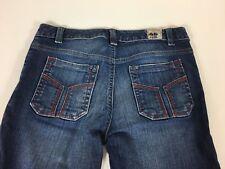 Tommy Hilfiger Freedom Low Rise Crop Jean - Women's Size 6 - Dark Wash
