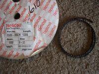 "1000pc Recoil 2-56 x 1D Thread Repair Inserts .086/"" 13522DSF HeliCoil B63A"