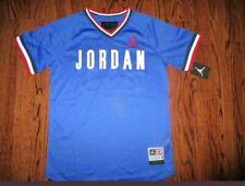 Jordan Boys Stitched Baseball V-Neck 954893-U5H Size L