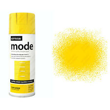X22 Rust-oleum modo Premium Ultra alto brillo pintura en aerosol amarillo