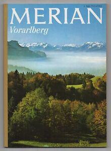 "#11.189# MERIAN ""Vorarlberg"" - Mai 1971"