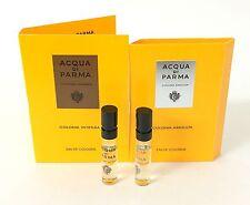 Acqua Di Parma COLONIA INTENSA & ASSOLUTA 1.5ml 0.05oz EDC Spray Cologne Sample