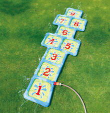 Kinder Hüpfspiel Sprinkler Garten Sommer Wasserspielzeug Wassersprinkler