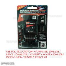 FOR TOYOTA HILUX VIGO CHAMP MK6 MK7 04-2014 ECU TY1 Boost Speed E-DRIVE CONTROL