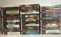 More PS2 PlayStation 2 PICK & CHOOSE GAMES, SAVE up to 10%! TESTED, SHIPS FREE!